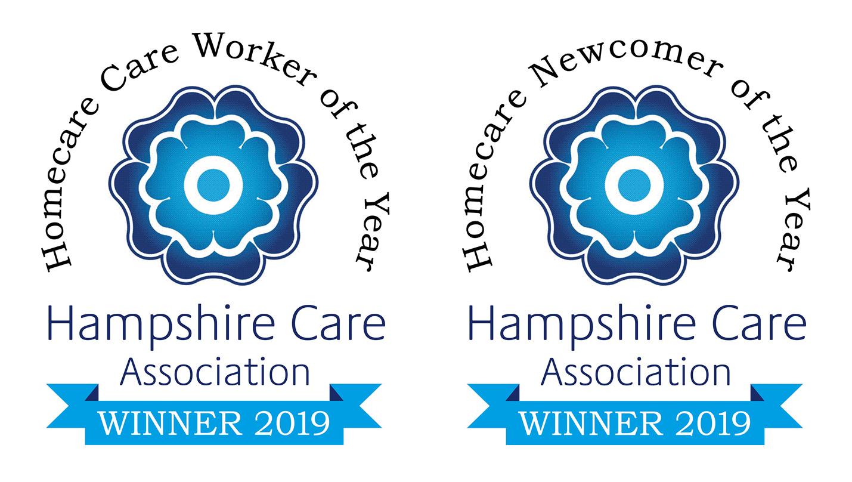 Hampshire Care awards 2019