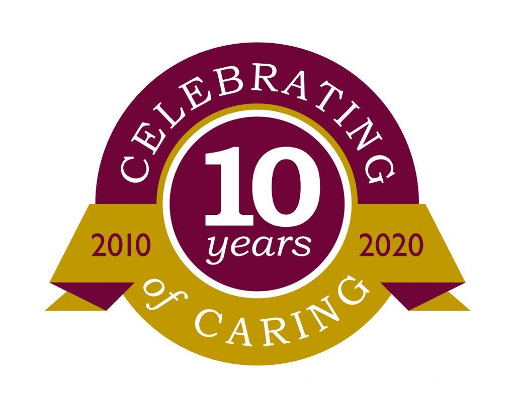 Melody Care 10th anniversary