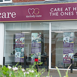 Melody Care Farnborough branch