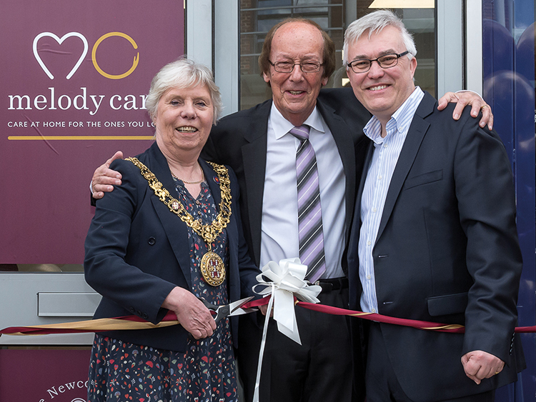 Winchester branch opening
